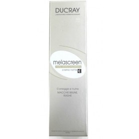 Melascreen Crema Notte 50ml Ducray Antimacchie