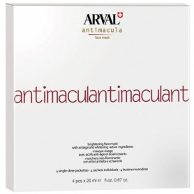 Arval Antimacula Face Mask (4 Packetts)