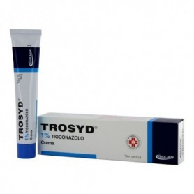 Trosyd crema Dermatologica 30g 1% contro Micosi, Funghi, Batteri