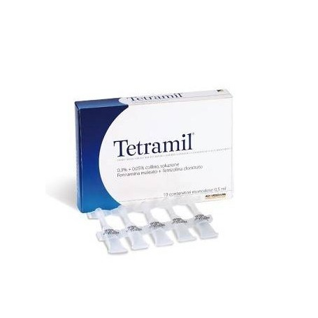 Tetramil*10fl Monod 0,5ml