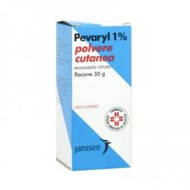 Pevaryl*polv Cut 30g 1%