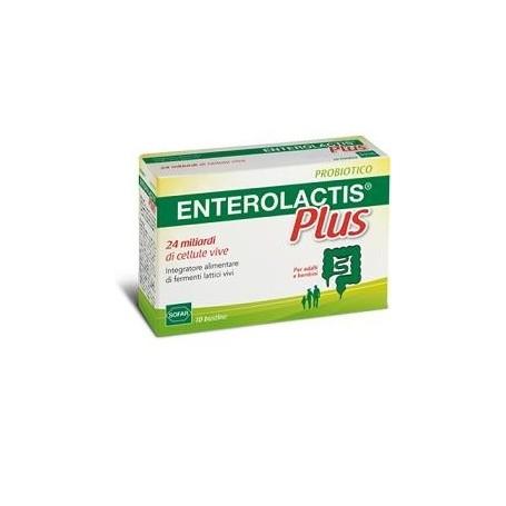 Enterolactis Plus Polvere 10 buste Sofar