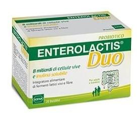 Enterolactis Duo Polvere 20 buste Sofar