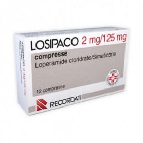 Losipaco*12cpr 2mg+125mg
