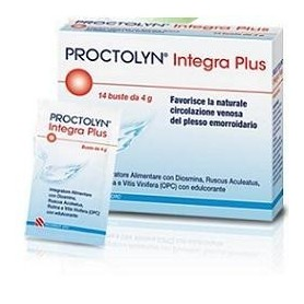 Proctolyn Integra Plus 14bust