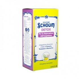 Soluzione Schoum Detox 14bust