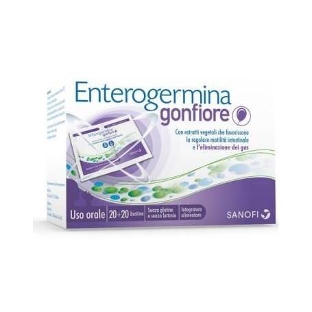 Enterogermina Gonfiore 20 buste