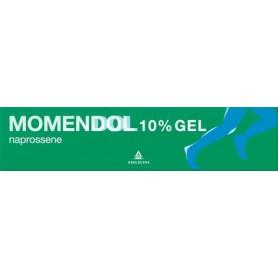 Momendol gel 50g 10% Dolori Muscolari e Articolari