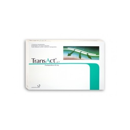 Transact Lat*10cer Medic 40mg