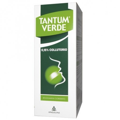 Tantum Verde*collut 120ml0,15%