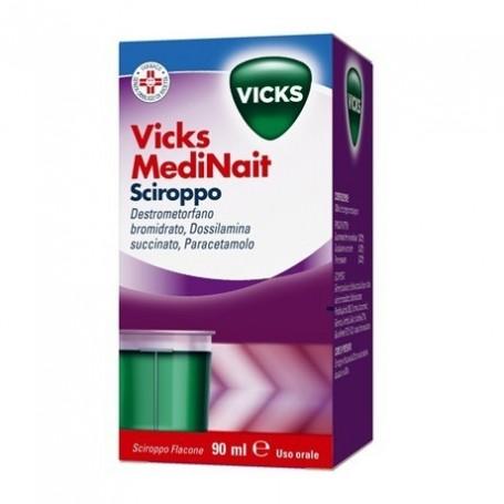 Vicks Medinait*scir 90ml