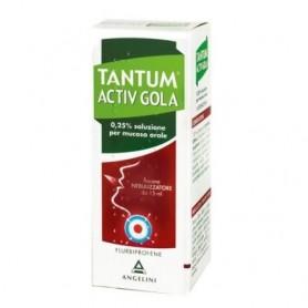 Tantum Verde Gola Nebulizzatore Spray 15ml 0,25%