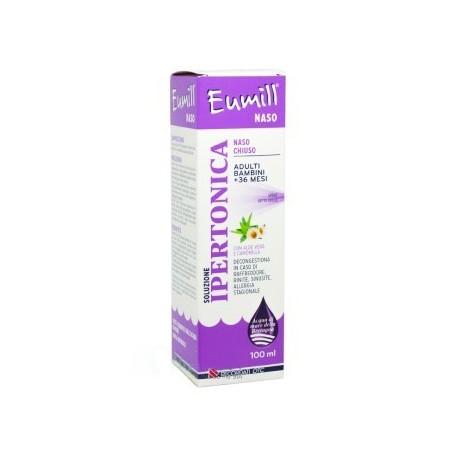 Eumill Naso Spray Soluzione Ipertonica