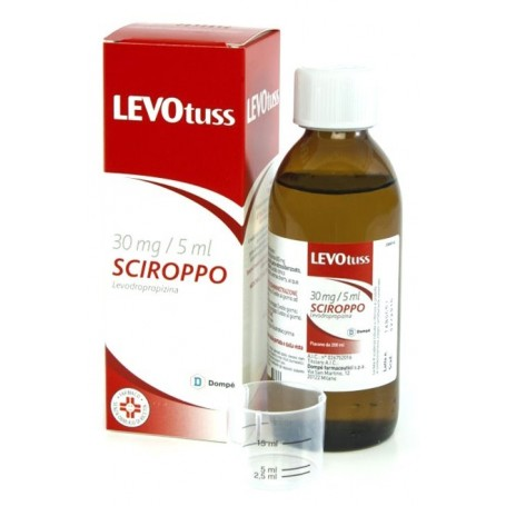 Levotuss*scir 200ml 30mg/5ml
