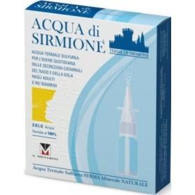 Acqua di Sirmione Minerale Naturale 15ml 6 fiale MIGLIOR PREZZO