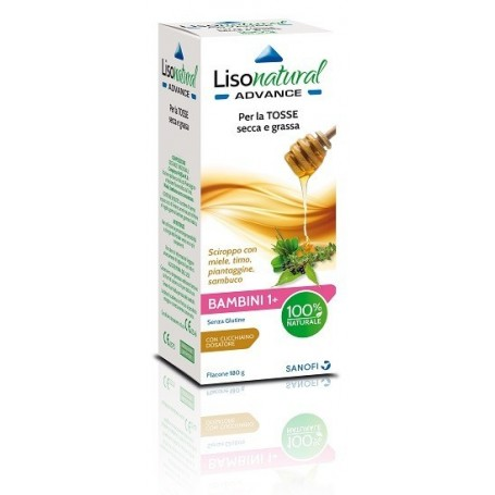 Lisonatural Advance Bambini 180g