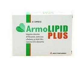 Armolipid Plus 20 compresse Meda Pharma