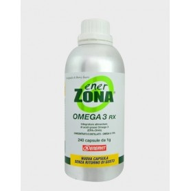 Enerzona Omega 3rx 240 capsule Enervit
