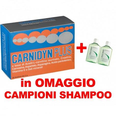 CARNIDYN PLUS 20 BUSTE + CAMPIONI OMAGGIO