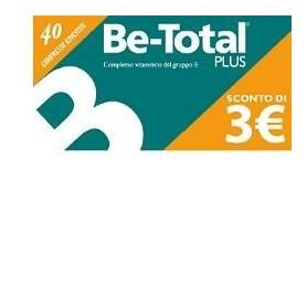 Betotal 40 Compresse Energia per l'organismo