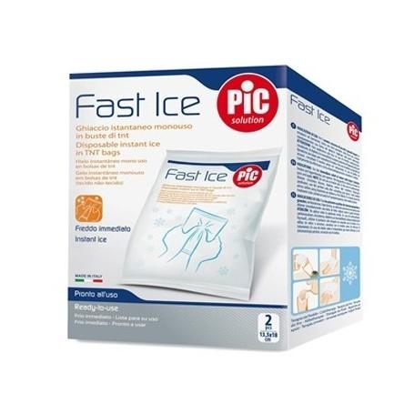 Ghiaccio Pic Fast Ice 2 pezzi Giaccio istantaneo