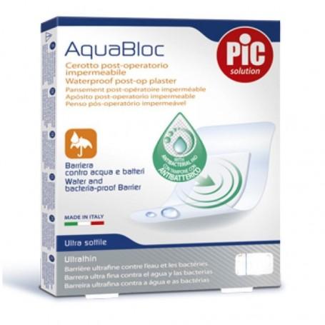 Cerotto Pic Aquabloc 10x10 5 pezzi