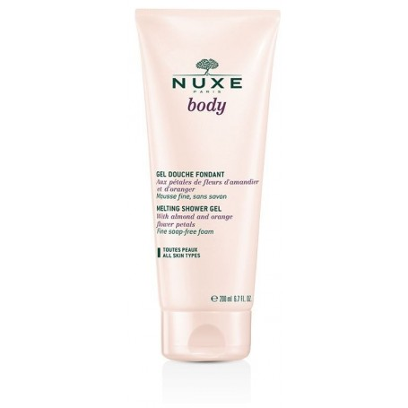 Nuxe Body Gel Douche Fondant Gel Doccia 200 ml