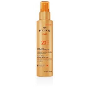 Nuxe Sun Spray Lacte Spf20 PROTEZIONE SOLARE 150ml Viso e Corpo