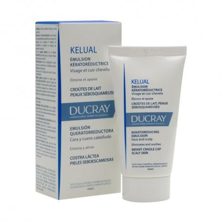 Ducray Kelual Emulsione 50ml Dermatite Seborroica Crosta Lattea
