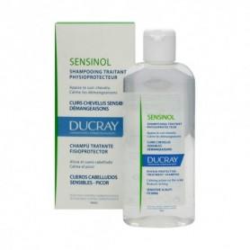Sensinol Shampoo 200ml Ducray Prurito e Secchezza Cuoio Capelluto