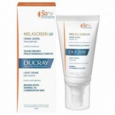 Ducray Melascreen Uv Crema Leggera 40ml Antimacchie SPF 50+