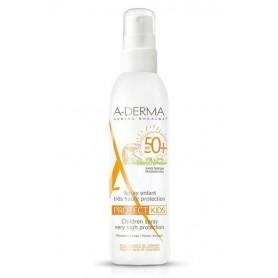 Aderma A-d Protect Kids Protezione Solare Spray 50+ Bambino