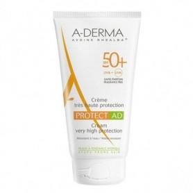 Aderma A-d Protect Ad Crema Solare 50+ Pelli Atopiche