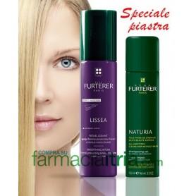 Lissea Spray Termoprotettore + Naturia Shampoo OMAGGIO