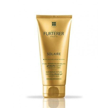Rene Furterer Sol Gel Doccia Nutritivo corpo e capelli