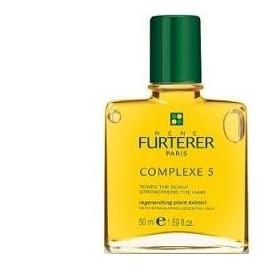 Rene Furterer Complexe 5 Concentrato Vegetale Rigenerante 50ml Capelli secchi danneggiati