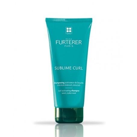 Rene Furterer Sublime Curl Shampoo Attivatore Ricci