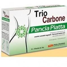 Triocarbone Pancia Piatta 10+10 buste