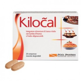 Kilocal 10 compresse Integratore Dimagrante