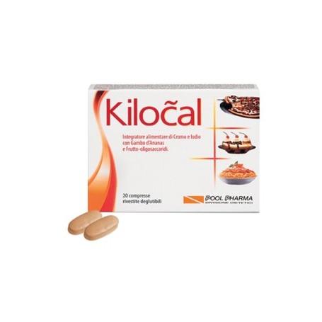 Kilocal 10 compresse Integratore Dimagrante
