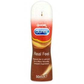 Durex New Gel Real Feel 50ml lubrificante