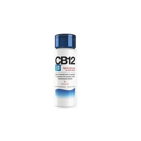 Cb12 Trattamento Alitosi 250ml Meda Pharma
