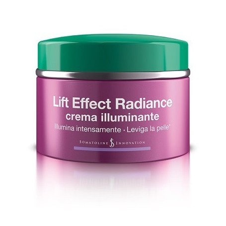 Somatoline Cosmetic Radiance Crema Viso 50ml Luminosità Antimacchie