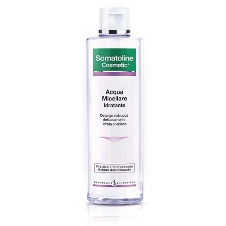 Somatoline Cosmetic Soluzione Micellare idratante 200ml