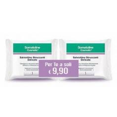 Somatoline C Bipack Salviettine Struccanti 20 + 20