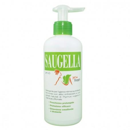Saugella You Fresh Detergente Intimo 200ml