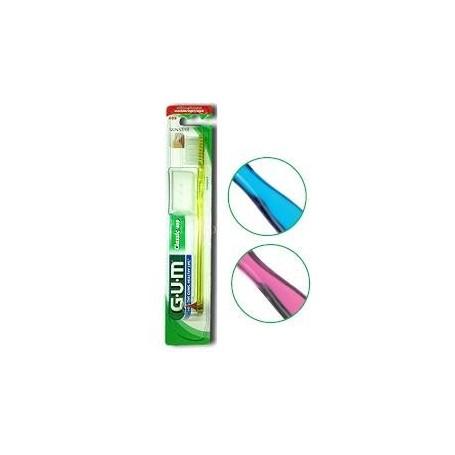 Gum Classic 409 Spazzolino Morbido Compatto