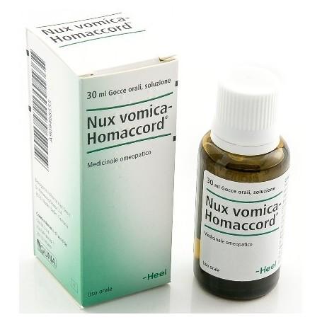 Nux Vomica Homac 30ml Gtt Heel