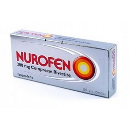 Nurofen 24 compresse Rivestite 200mg