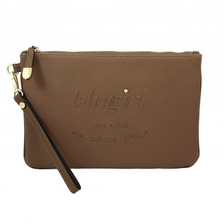 Blugirl Pochette Marrone 129008a/790 Brown